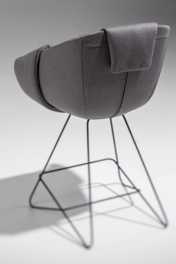 RUVO CHAIR AND HIGH CHAIR